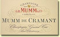 NV Mumm Cramant Brut