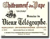 1998 Vieux Telegraphe