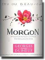2007 Georges Duboeuf Morgon
