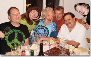 Larry Meehan, Madame Mystery, George Heritier, Alan Kerr, Allan Bree, Kim ADams