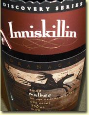 INNISKILLIN DISCOVERY SERIES MALBEC 2007