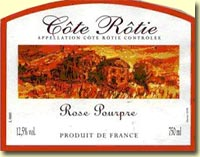 2003 Pierre Gaillard Rose Pourpre