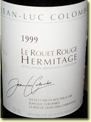 1999 Jean-Luc Columbo Le Rouet Rouge